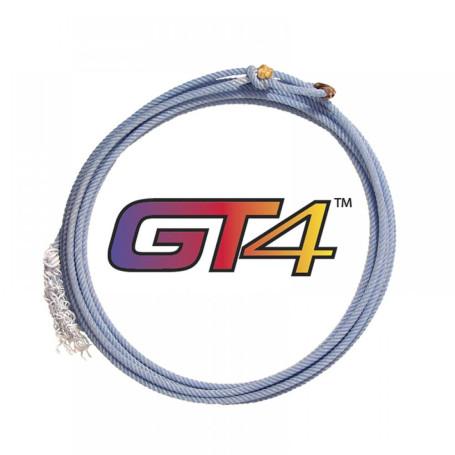 Corda para Laço em Dupla Team Roping 4 Tentos Roxo GT4 Rattler 2118