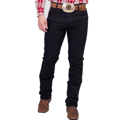 Calça Jeans Masculina Preta West Country 2653