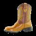 Bota Unissex Western Bico Redondo Whisky Cano Pinhão Passo Livre - Nashville 424