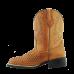 Bota Unissex Western Bico Redondo Whisky Tressê Passo Livre - Nashville 610