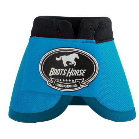 Cloche Boots Horse Ventrix Azul Claro BH05 cod 6292
