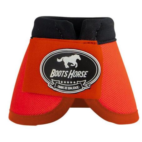 Cloche Boots Horse Ventrix Laranja BH05 cod 6292