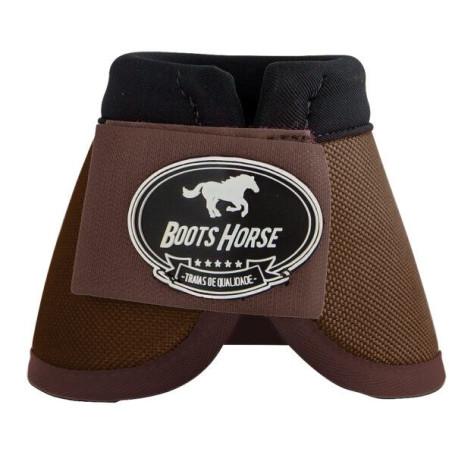 Cloche Boots Horse Ventrix Marrom BH05 cod 6292