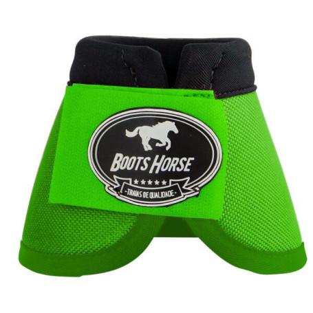 Cloche Boots Horse Ventrix Verde Limão BH05 cod 6292