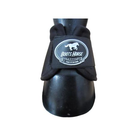 Cloche Boots Horse Ventrix Preto BH05 cod 6292