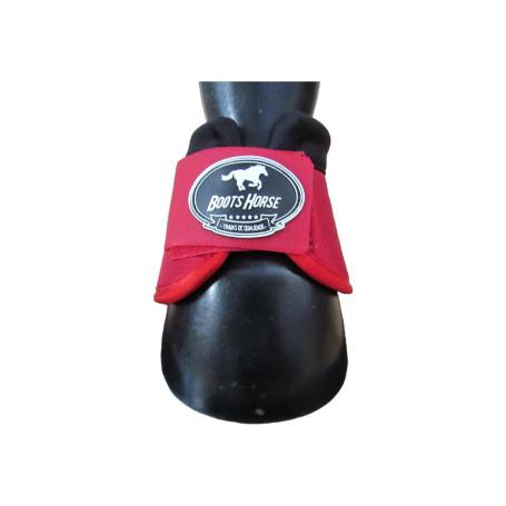Cloche Boots Horse Ventrix Vermelho BH05 cod 6292