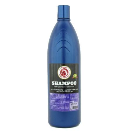Shampoo Branqueador Hidratante para Cavalo 1Litro Brene Horse 6624