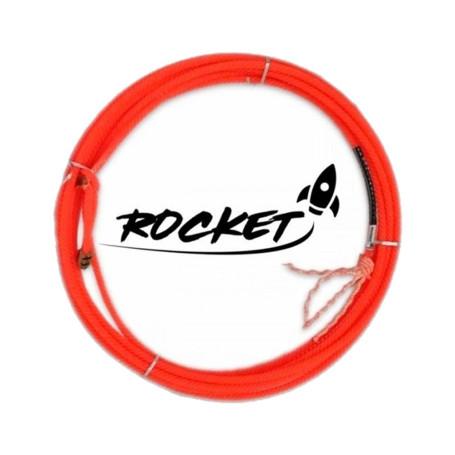 Corda para Laço em Dupla Team Roping 4 Tentos Tomahawk Rocket