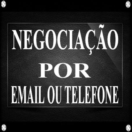 Negociação por E-mail - Telefone - Facebook - Whatsapp - Instagram