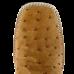 Bota Masculina Western Bico Quadrado Conhaque F.B. Macadamia Avestruz Cheia Jácomo 8430