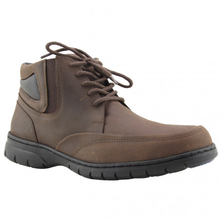 Boot Tênis Country Coturno Unissex Café Chocolate Passo Livre 8682