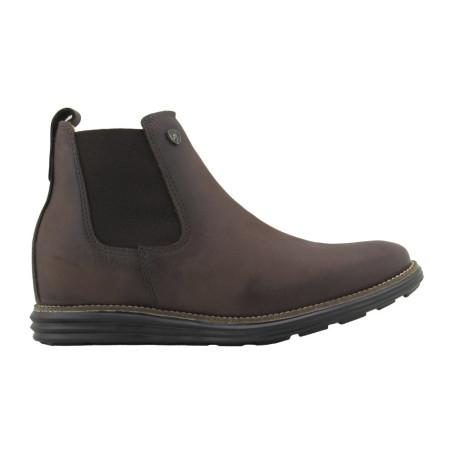 Botina Fazenda Boots Confort Crazy Horse Café 9482