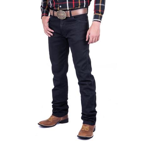 Calça Jeans Masculina Tradicional Wrangler 13M68BK36