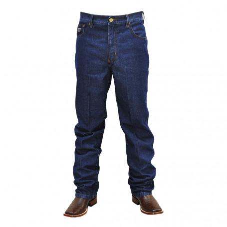 Calça Masculina King Farm Jeans Amaciada - Black King cod 2799