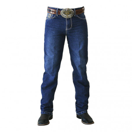Calça Masculina King Farm Jeans Estone - Bronze King cod 5430