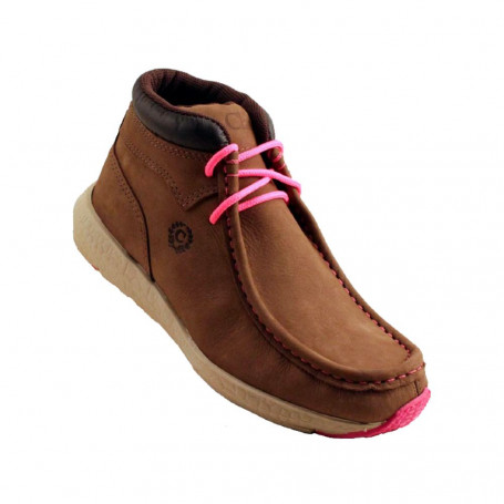 Tênis Country Side Unissex Rato Rosa Classic 8978